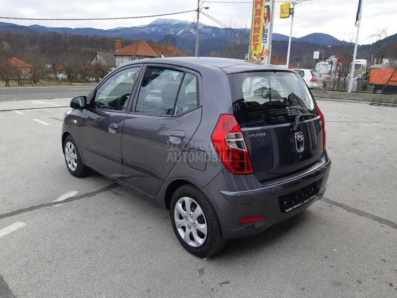 Hyundai i10 1.1 sohc
