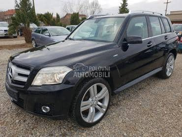 Mercedes Benz GLK 220 4 MATIC  A U T O