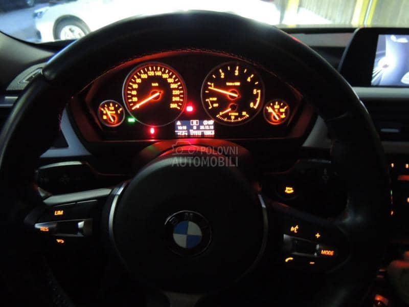 BMW 318 d AutomNavLed CH