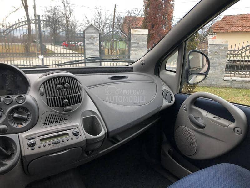 Fiat Multipla 1.9MJTD Svajcarska