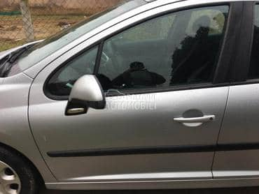 Vozaceva vrata za Peugeot 207