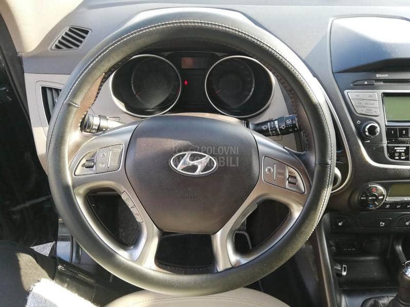 Hyundai ix35 2,0 dohc