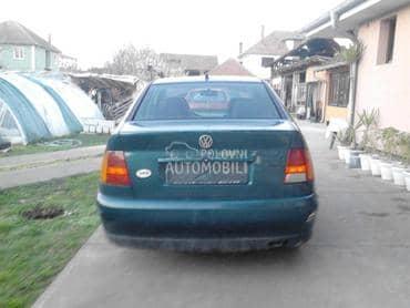 Zadnji branik za Volkswagen Polo od 1995. do 2001. god.