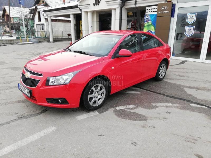 Chevrolet Cruze 2,0d