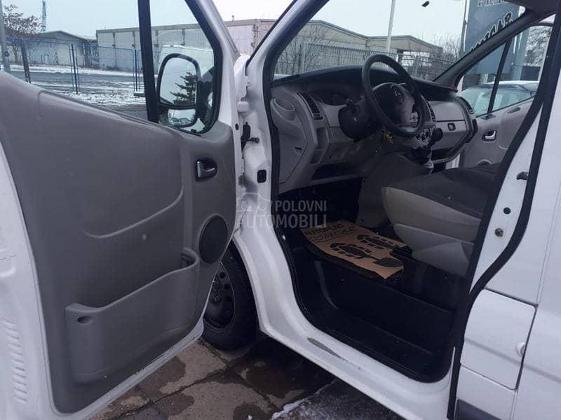 Opel Vivaro 2.0DCI O D L I C A N