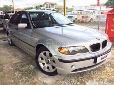 Motor, delovi za BMW Serija 3 od 1998. do 2012. god.