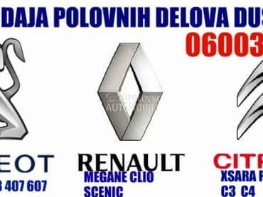 prsa za Peugeot 407