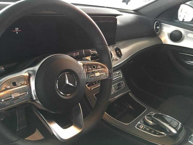 Mercedes Benz E 220 d  AMG