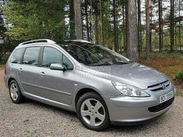 Sediste za Peugeot 307 od 2005. do 2010. god.