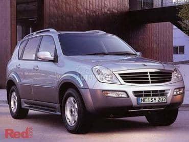 kompletan auto u delovima od 2004. do 2006. god.