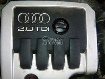 Motor bkd sa papirima za Audi A3