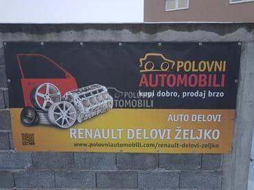 Vrata za Renault Captur, Clio, Grand Modus ... od 2000. do 2015. god.