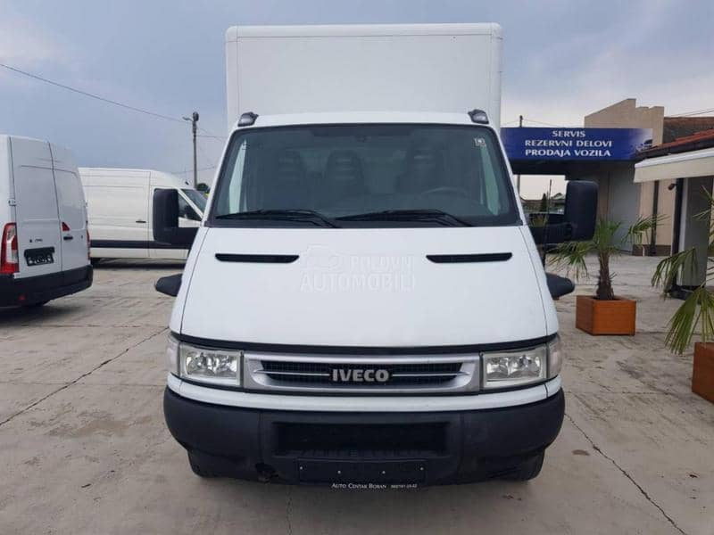 Iveco Daily 40C13 ID054
