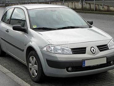 Delovi za Renault Megane 2009. god.
