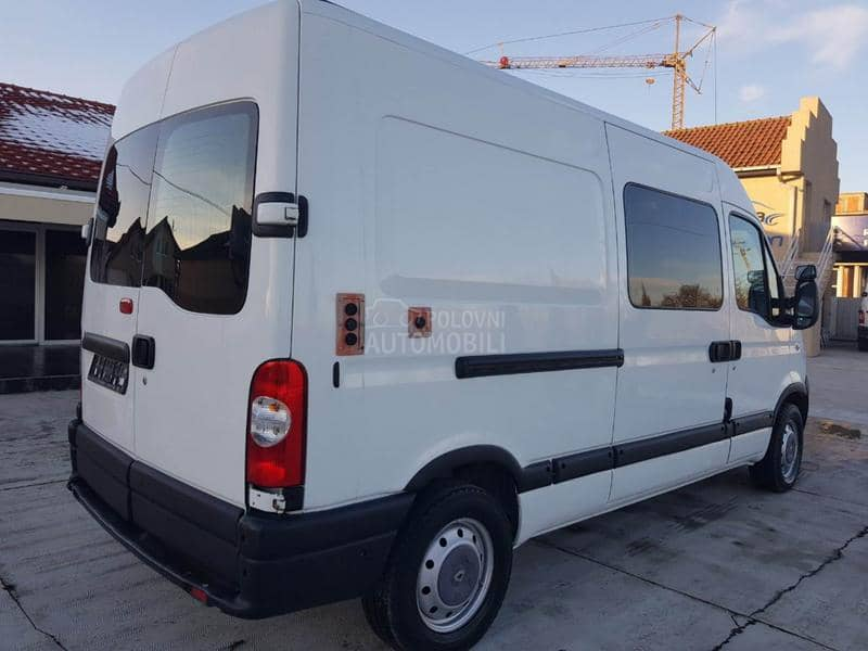 Renault Master 2,5 dci ID105