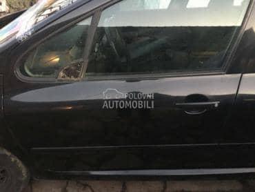 Prednja leva vrata za Peugeot 307