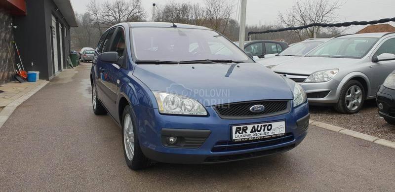 Ford Focus 1.6  TDCI T O P