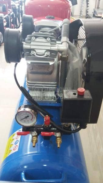 Kompresori 25,50,100l ABK
