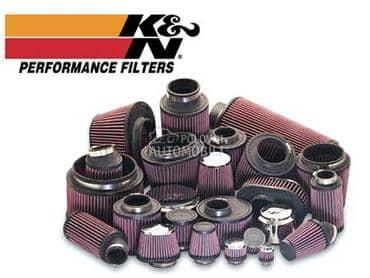 KN filteri za Volvo C30, C70, S40 ...