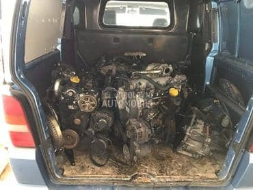 motor 1.5 dci za Renault Kangoo od 2001. do 2005. god.