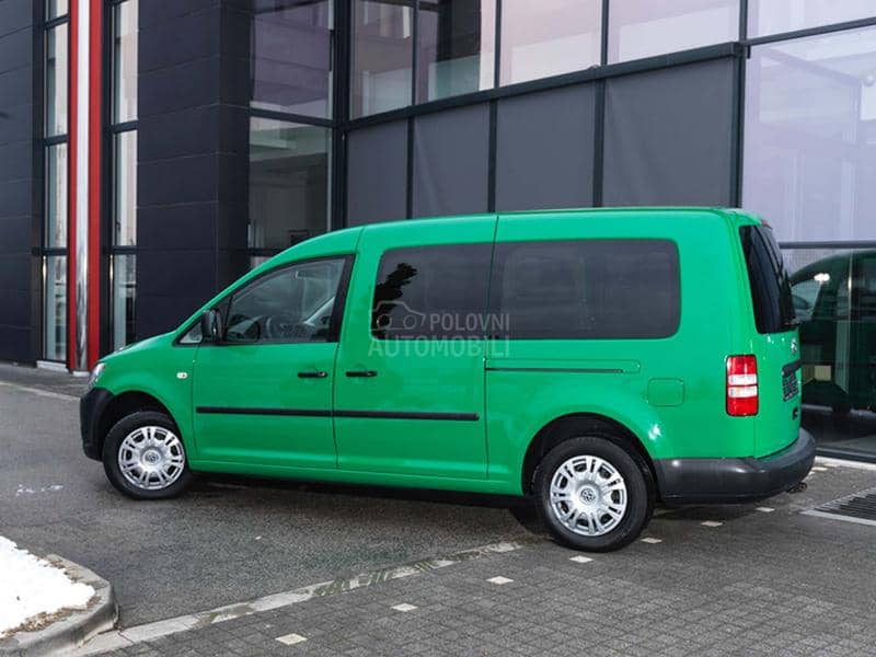Volkswagen Caddy Maxi 1.6 HDI Double Cab