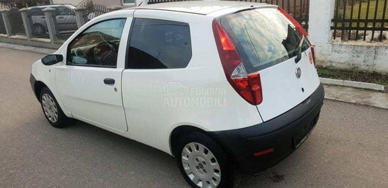 Fiat Punto 1.2 TNG VAN