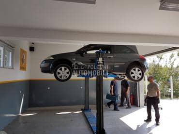 hladnjak za Renault Captur, Clio, Grand Modus ... od 1999. do 2017. god.