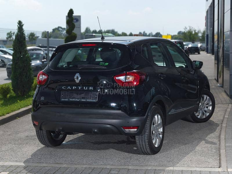 Renault Captur 1.5 DCI Business