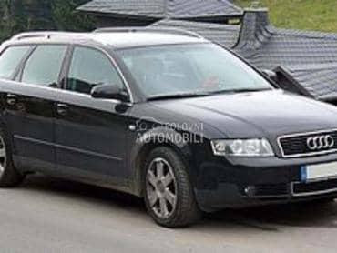 Audi A4 2003. god. - kompletan auto u delovima