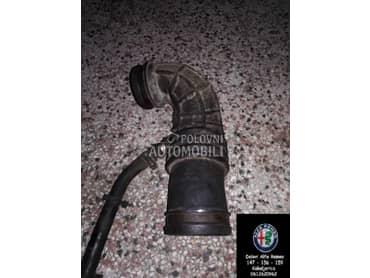 rebrasto crevo turbine 2.4JTD za Alfa Romeo 156