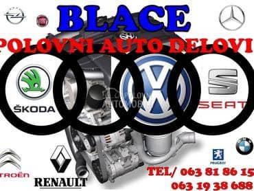 Tandem pumpa 2.0 TDI za Volkswagen EOS, Golf 5, Passat B6 ...