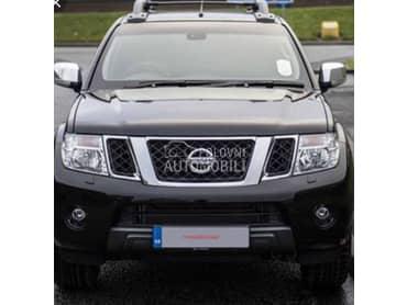 Delovi za Nissan Navara 2007. god.