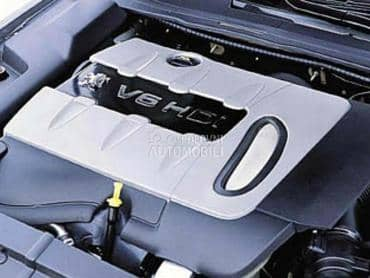 Poklopac za Peugeot 407, 607 od 2005. do 2009. god.
