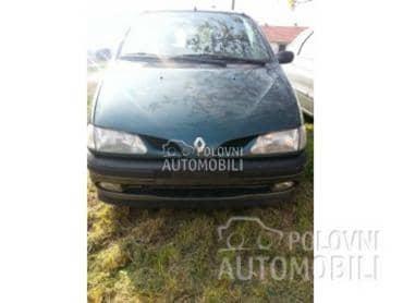 Creva za Renault Scenic od 1999. do 2002. god.