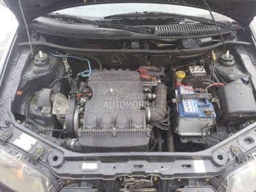 GLAVA MOTORA 1.2 16V za Fiat Punto