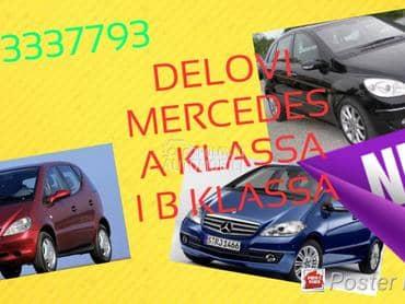 Elektricna klapna gasa za Mercedes Benz A 140, A 150, A 160 ... od 2004. do 2011. god.