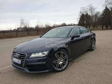 Audi A7 S 3.0 TFSI 300 Q