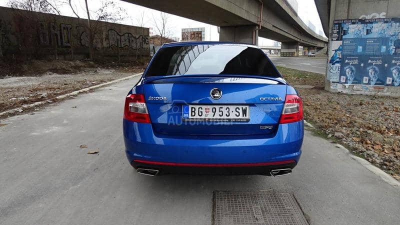 Škoda Octavia RS 2.0 TSI