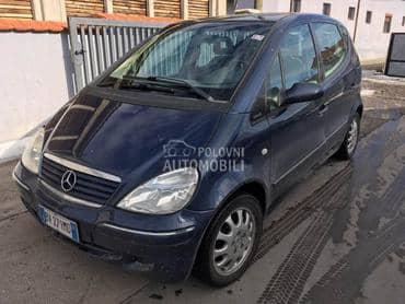 Mercedes Benz A Klasa -  kompletan auto u delovima