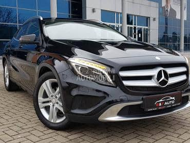 Mercedes Benz GLA 200 F U L L  N O V