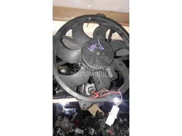 mot ventilator sa elektronikom za Peugeot 407