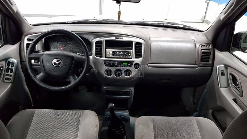 Mazda Tribute 2.0i 16v 4x4