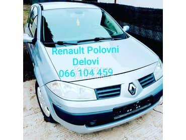 Delovi za Renault Megane