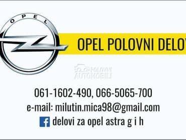 Opel Astra G 2001. god. -  kompletan auto u delovima