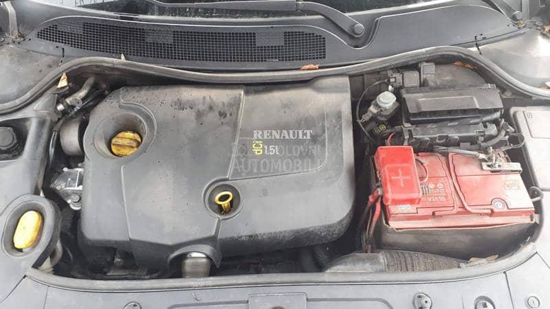 Motor 1.5 dci 106ks
