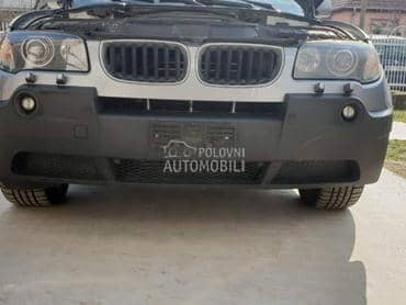BRANIK za BMW X3 od 2004. do 2010. god.