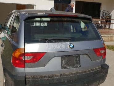 GEPEK VRATA za BMW X3 od 2004. do 2010. god.