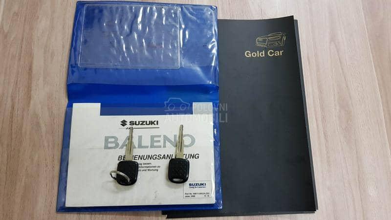 Suzuki Baleno 1.6i 16v 4x4