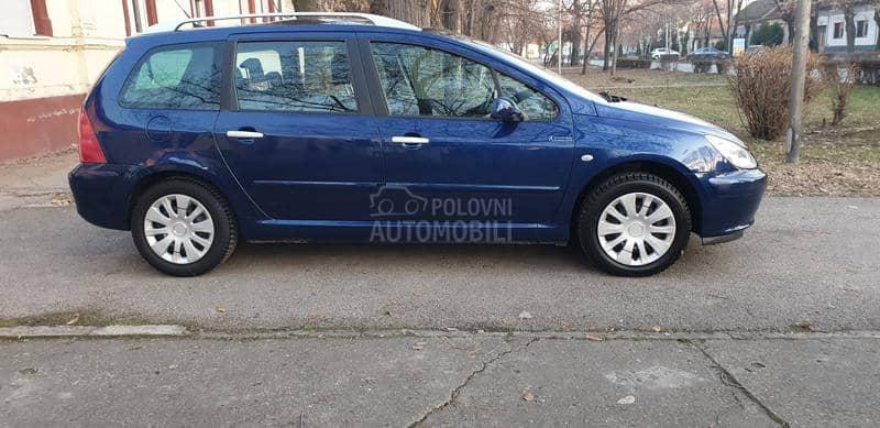 Peugeot 307 SW panoramma NOV