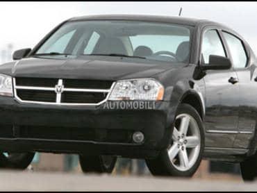 Dodge Avenger 2009. god. - kompletan auto u delovima